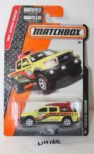 Mattel Matchbox 75/125 MBX Heroic Rescue Toyota Tacoma FNQHobbys NH168A