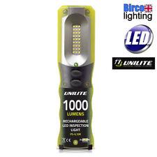 UNILITE PSIL10R LED USB Rechargeable Inspection Light 1000 Lumen 64M Range
