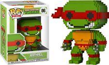 Raphael 8-Bit Pop! Vinyl Teenage Mutant Ninja Turtles TMNT