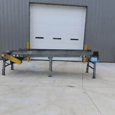 139 Slider Bed Belt Conveyor 18 Bed 15 Fpm 208 230460
