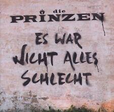"""DIE PRINZEN """"ES WAR NICHT ALLES SCHLECHT"""" CD NEU"""