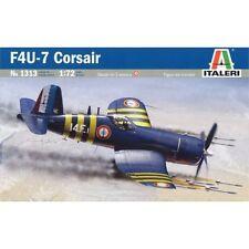 Aéronefs miniatures en plastique Italeri