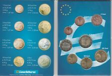 MDS ANDORRA / SPANIEN EURO-KMS,  1 Ct. - 2 EURO IM BLISTER