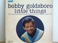 BOBBY   GOLDSBORO          LP        LITTLE  THINGS