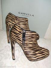 "Carvela Stiletto Very High Heel (greater than 4.5"") Zip Women's Boots"