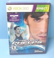 Michael Phelps: Push the Limit (Xbox 360, 2011) - BRAND NEW FACTORY SEALED