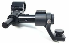 Sony NEX-FS100 FS100 Camcorder Shotgun Mic Microphone Holder With Arm