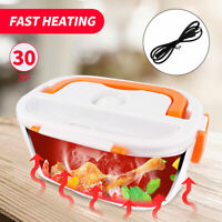 Portable Electric Self Heating Lunch Box Food Heater Warmer Storage Container