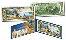 NEBRASKA Genuine Legal Tender $2 Bill USA Honoring America's 50 States