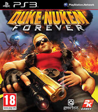 Duke Nukem Forever PS3 Playstation 3 IT IMPORT TAKE TWO INTERACTIVE
