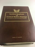 Golden Replicas of United States Stamps -3613