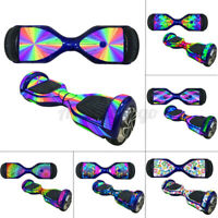 6.5'' Electric Balance Scooter Shell Case Cover Sticker Skin Decal Waterproof