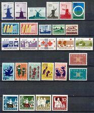 Nederland jaargang 1963 postfris