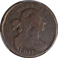 1803 Large Cent Sm Date, Lg Frac PCGS G04 S-259 R.4 Nice Eye Appeal Nice Strike