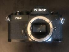 Nikon fm2 fotocamera analogica Vintage analog oggetto da collezione