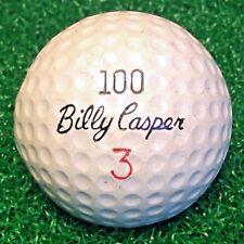 Vintage WILSON BILLY CASPER 100 Cadwell Cover GOLF BALL #3
