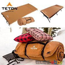 Universal Camping Cot Pad Sleeping Bag Mattress Futon Cushion Outfitter Hiking