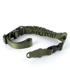 Adjustable Tactical Nylon One Point Rifle Gun Strap Hunting Accessories Gun Rope
