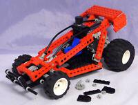 LEGO Technic 8829 Moto-Crross-Renner Dune Blaster Rennwagen kompl. o. Aufkl. #19