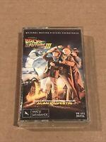 Back To The Future III Cassette Tape Varese VSC-5272 1990 Soundtrack