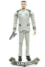 "Halo Anniversary Series 2 UNSC CAPTAIN JACOB KEYES 4.75"" Action Figure McFarlane"