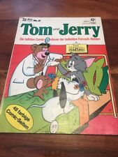 Vintage Tom und Jerry (Tom And Jerry) #2 Color Comic German Language (CT)