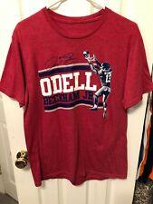 Odell Beckham Jr. Shirt Size Large New York Giants Cleveland Browns