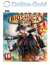 BioShock Infinite Clé - Steam Jeu Code - PC Jeu Carte - [NEUF] [EU] [FR]