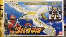 Bandai Super Minipla Megazord power rangers Kakuranger Daishogun Tsubasamaru Set