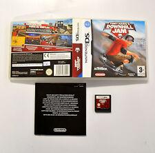 [ DS ] Tony Hawk's Downhill Jam PAL Usato Senza Manuale Nintendo DS WI-FI