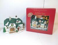 St. Nicholas Square Village The Christmas Shop 1999 - Retired w/ Orginal Box