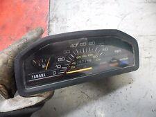 yamaha riva 125 XC125 speedometer dash panel gauges 96 1997 1998 1999 2000 2001