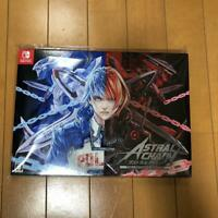Astral Chain Collector's Edition Nintendo Switch game soft Box F/S JAPAN