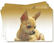 Chihuahua Picture Placemats in Gift Box, AD-CH31P