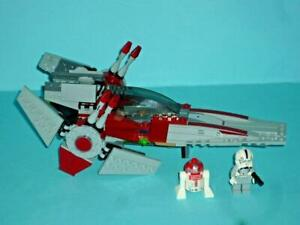LEGO STAR WARS 75039  V-WING FIGHTER  WITH INSTRUCTIONS