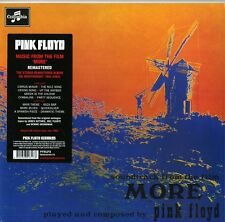PINK FLOYD MORE (ORIGINAL FILM SOUNDTRACK) VINILE LP 180 GRAMMI NUOVO SIGILLATO