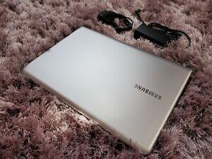 """Samsung Series 5 530U 13.3"""" Ultrabook Silver 12GB RAM 128GB SSD intel i3 Win10P"""