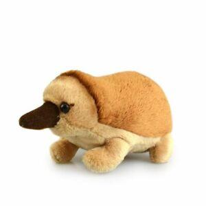 Lil Friends 15cm Echidna Kids/Children/Toddler Soft Plush Animal Toy Brown 3y+