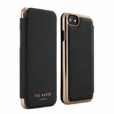 Genuine Ted Baker Women's Black/ Gold Slimline Shannon Case for iPhone 6s / 6