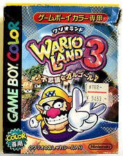 Wario Land III 3 - Nintendo Game Boy Color - En boite - NTSC-J / JAP