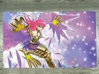 YuGiOh Playmat Anime Girl Azur Lane Atago TCG CCG Mat Trading Card Game Mat 015