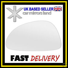 Left Passenger Car Mirror Glass Replacement CONVEX Suzuki ALTO 2002-2008