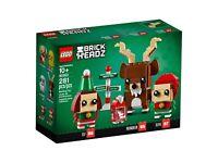 LEGO® BrickHeadz 40353 Rentier und Elfen - WEIHNACHTSSET - OVP / NEU