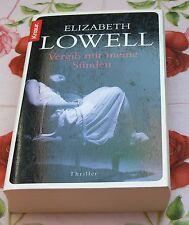 Elizabeth Lowell Vergib mir meine Sünden Krimi Thriller Neuausgabe 2010