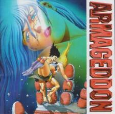 Armageddon: Anime Soundtrack MUSIC AUDIO CD movie save earth from species songs!