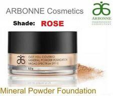 ARBONNE Got You Covered Mineral ROSE Powder Foundation Broad Spectrum SPF15