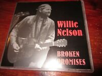 WILLIE NELSON - BROKEN PROMISES 1997 CENTURY RECORDS OOP CD FREE SHIPPING