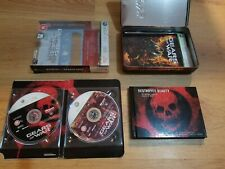 Gears of War - Limited Collector's Edition (Microsoft Xbox 360, 2006)