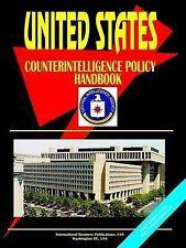 NEW Us Counter Intelligence Handbook by Ibp Usa