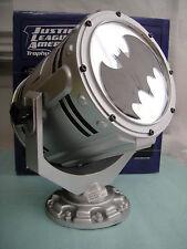 DC COMICS JLA TROPHY ROOM BATSIGNAL BAT-SIGNAL PROP REPLICA BATMAN Statue